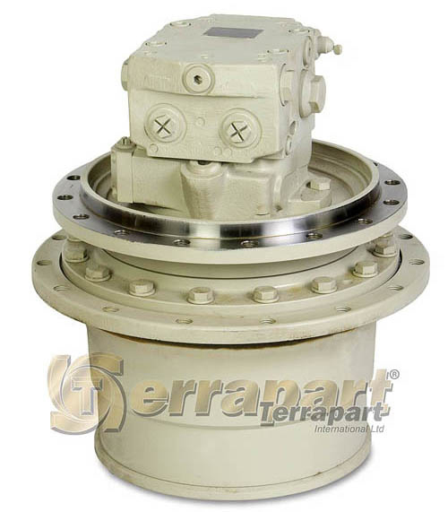 CAT312B Travel motor